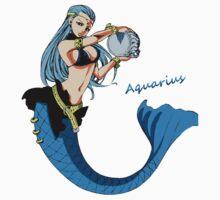 Aquarius  by VirtualMan