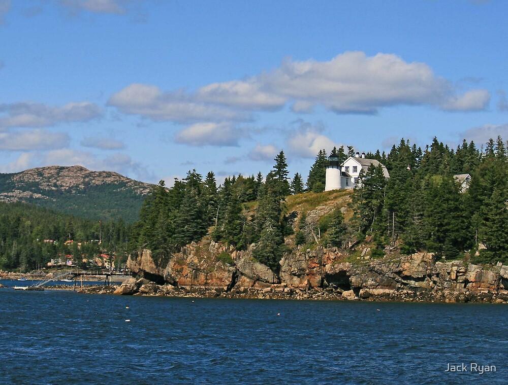 Bear Island Lighthouse by Jack Ryan
