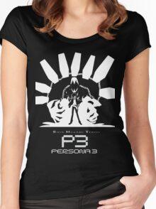 Minato & Thanatos Women's Fitted Scoop T-Shirt