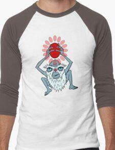 The Egg Man Men's Baseball ¾ T-Shirt