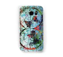 world map antique 3 Samsung Galaxy Case/Skin