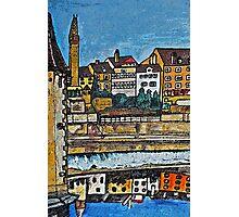 Lucerne, Swiss Photographic Print