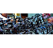 toy bike Photographic Print