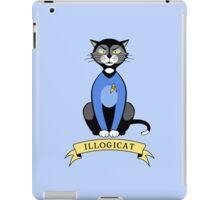 Illogicat iPad Case/Skin