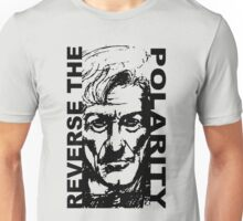 REVERSE THE POLARITY – The Third Doctor Unisex T-Shirt