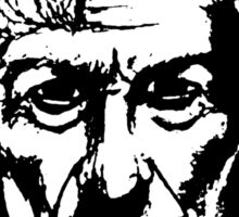 REVERSE THE POLARITY – The Third Doctor Sticker