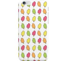 Popsicles iPhone Case/Skin