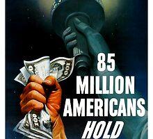 85 Million Americans Hold War Bonds -- WW2 by warishellstore