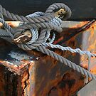 Ropes and Rust by Michael  Herrfurth