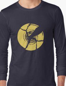 Breaking Bad Broken Plate Long Sleeve T-Shirt