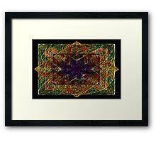 SubSaharan Serenade Framed Print