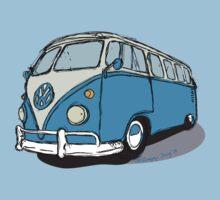VW Split Window by GrumpyDog