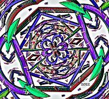 MY UNIVERSE EXPANDING by BuddhaKat