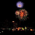 Reno Nevada Fireworks by the57man