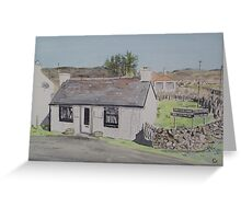 Two Lochs Radio, Gairloch Greeting Card