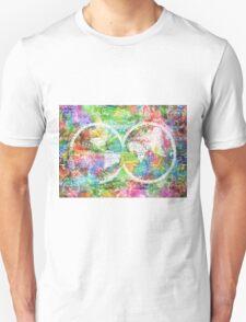 world map antique 4 T-Shirt