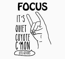 Quiet Coyote Unisex T-Shirt