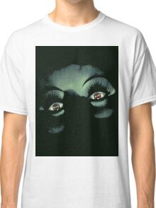 Eyes in the Night Classic T-Shirt