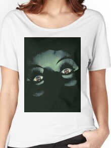 Eyes in the Night Women's Relaxed Fit T-Shirt
