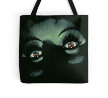 Eyes in the Night Tote Bag