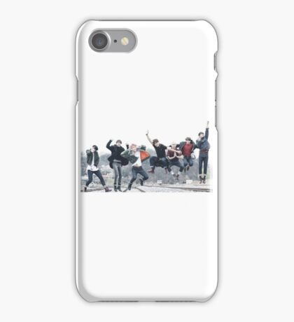 BTS - Most Beautiful Moment In Life Pt. 1  iPhone Case/Skin