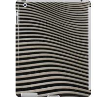 Zebra swing iPad Case/Skin