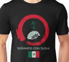 Dreaming of Sushi - Mexico Unisex T-Shirt