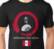Dreaming of Sushi - Peru Unisex T-Shirt