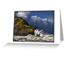 Reconsolidation Greeting Card