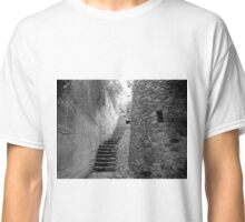 A  Stone Stairway Classic T-Shirt