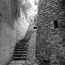 A  Stone Stairway by James2001