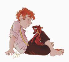 Bilbo and Smaug One Piece - Short Sleeve