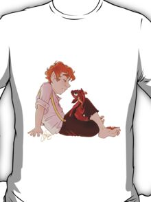 Bilbo and Smaug T-Shirt
