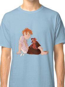 Bilbo and Smaug Classic T-Shirt