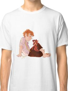Bilbo and Smaug Classic T-Shirt