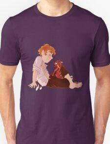Bilbo and Smaug T-Shirt