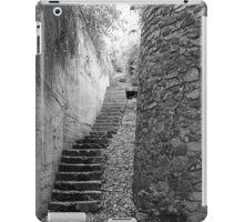 A  Stone Stairway iPad Case/Skin