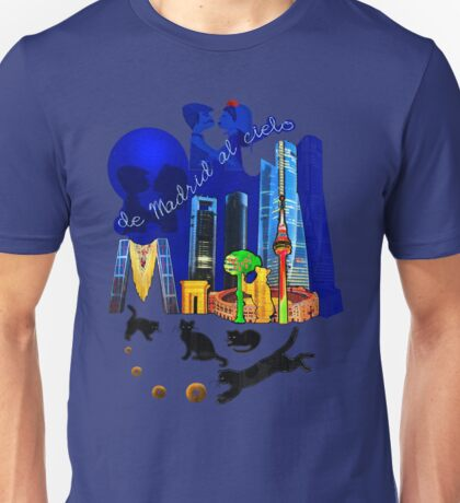 From Madrid to heaven T-Shirt