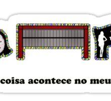 Sampa - São Paulo, City's Characteristics and Symbols Sticker