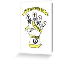 Little Monster [ Print / Iphone / Ipod / Ipad ] Greeting Card