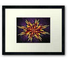 STARMYSTIC II Framed Print