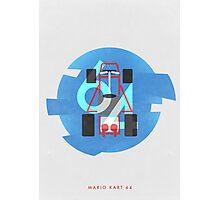 Racer - 64 Series Photographic Print