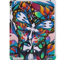 Christianity Butterfly Art iPad Case/Skin