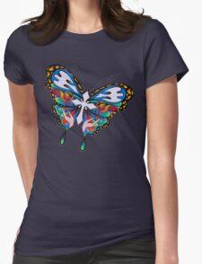 Christianity Butterfly Art T-Shirt