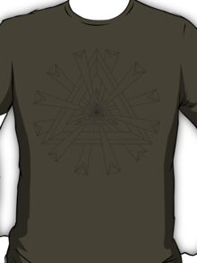 Sacred Geometry - Paint Your Own T-Shirt/Hoodie T-Shirt