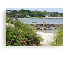 You're Sure To Fall In Love With Old Cape Cod Canvas Print