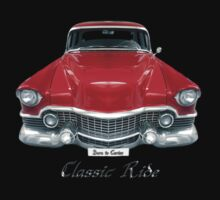 Classic Ride T-Shirt by Walter Colvin