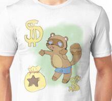 Tom Nook Heaven Unisex T-Shirt