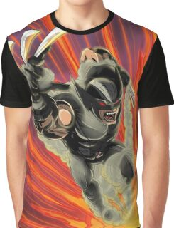 X-Force Wolverine Graphic T-Shirt