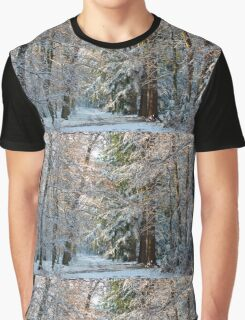The path ahead Graphic T-Shirt